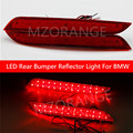 Car LED Rear Bumper Reflector Light For 3 4 Series F30 F31 F34 F32 F33 F36(CA180) Red Rear Bumper Reflector LED Brake Light