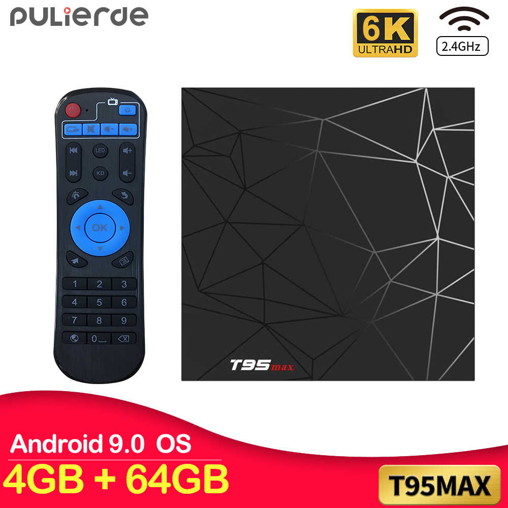 PULIERDE T95 S1 Android 7 1 TV BOX 2GB 16GB Amlogic S905W