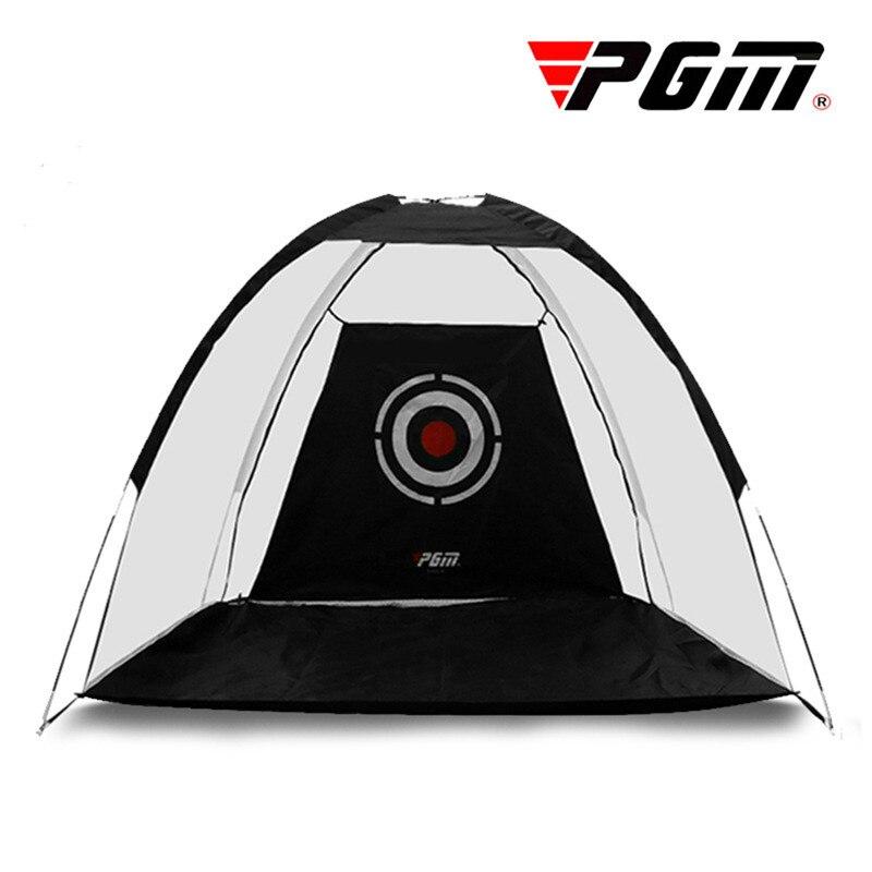 Nouveau PGM Golf Pratique Réseau Intérieur Filet De Pratique De Golf Swing Exerciseur Practice de Golf