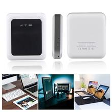 Unicom Telecom 3G Wireless Wifi Router Hotspot With Mifi With Charging Treasure Function Does Not Contain Sim Card цена