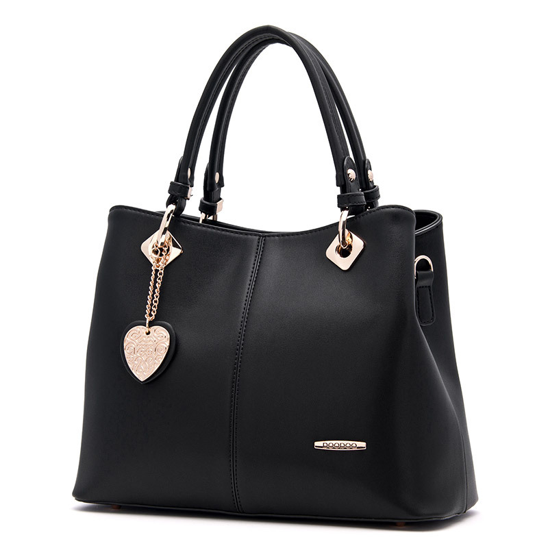 Offre spéciale marque de luxe sac en cuir véritable femmes sacs à main 2018 nouveau femmes stéréotypes modèles sac à bandoulière dames sac à bandoulière