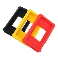 Silicone Case for DS212 Mini Pocket Size LCD Digital Portable Storage Oscilloscope Red / Yellow / Black|Oscilloscope Parts & Accessories|   -