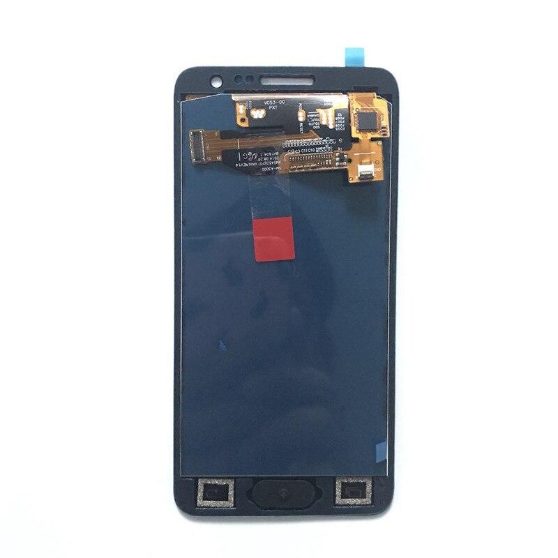 Vaca loca para Samsung Galaxy A3 2015 A300 A3000 A300F A300M pantalla LCD + pantalla táctil digitalizador Asamblea no ajustar el brillo