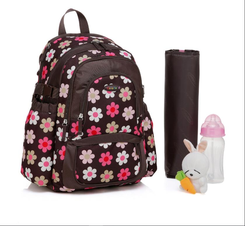 COLORLAND Maternity Backpack Nappy Diaper Backpacks Travel Multifunctional Mother Mummy Mom Baby Bags risk staple gun trick stage magic close up illusions accessory gimmick mentalism