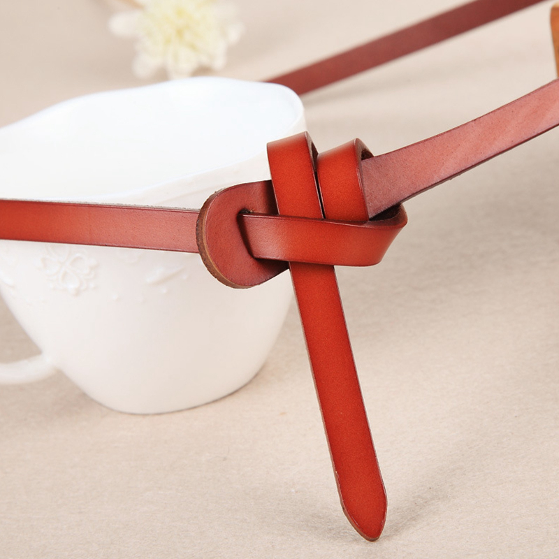 Hot Sale Luxury Women Belts Cow Genuine Leather Fashion Design Strap Female Nice Quality Adjustable Belt Ceinture Femme