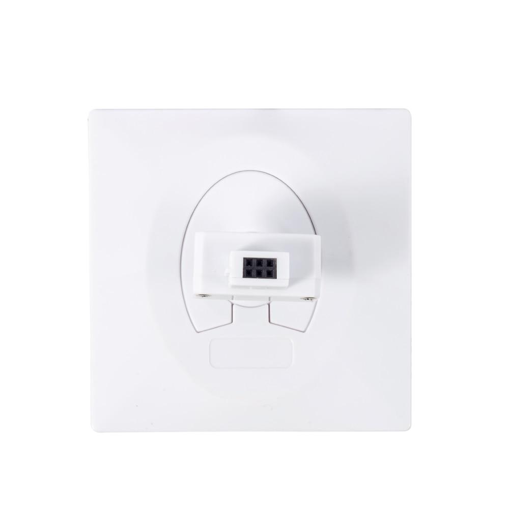 Neue 86mm halter verdrahtete Infrarot detektor Vorhang PIR Motion sensor 15 grad NC NO relais ausgang optionen für hause sicherheit system