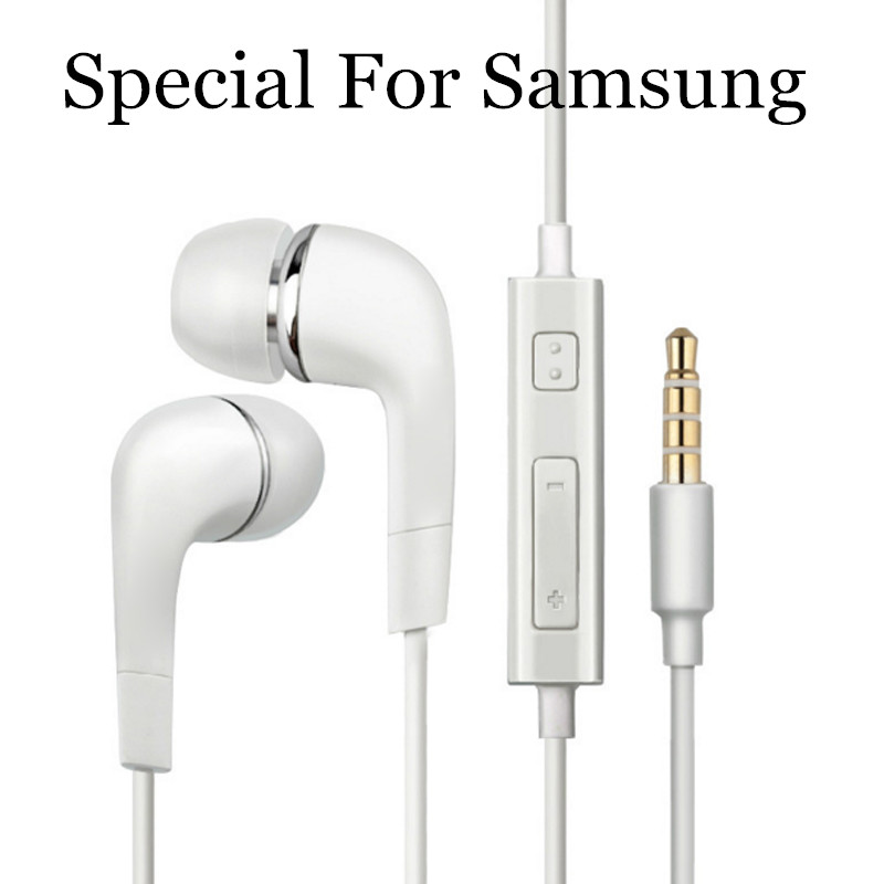 Ollivan earphone for samsung with mic wired control in ear earphone phone earphones for samsung galaxy
