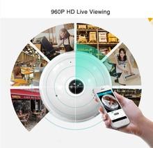 360 Degree Panorama Video Camera-Night Vision