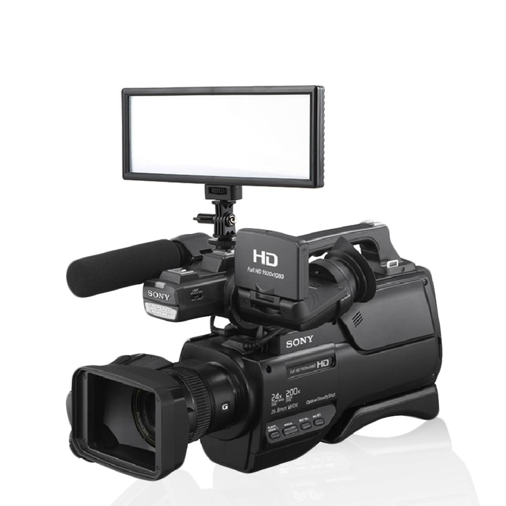 Viltrox L132T Luz de video LED Pantalla LCD ultra delgada Pantalla de - Cámara y foto - foto 6