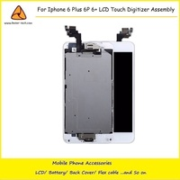 10PCS LOT 2018 High Quality Screen LCD For IPhone 6 Plus Screen LCD Digitizer Assembly Front