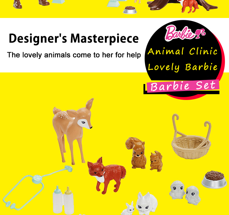Barbie Animal Doctor1