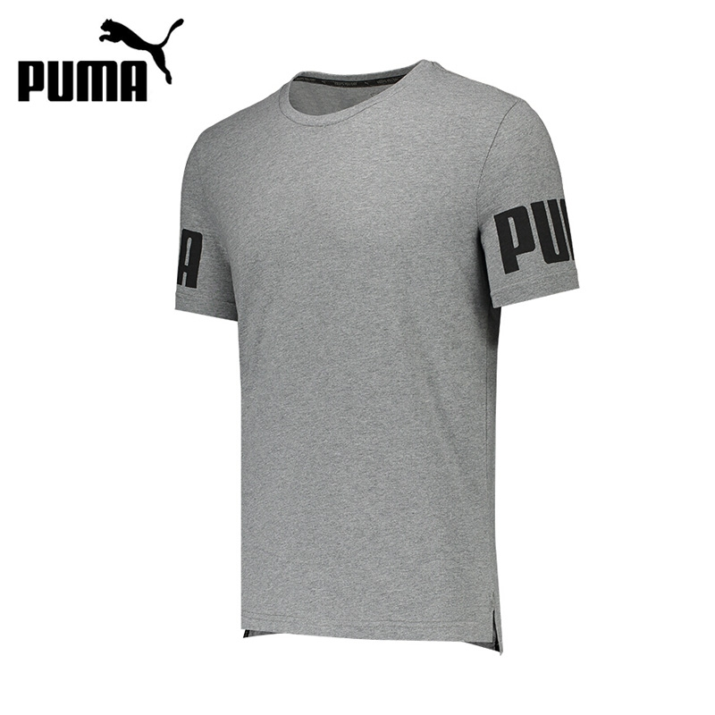 Original New Arrival 2017 PUMA Rebel Tee Men s T-shirts short sleeve  Sportswear 0729449811de