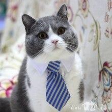 [Магазин MPK] Кот Игрушка Кошка костюм клип галстук для кошек и собак, кошачий ошейник