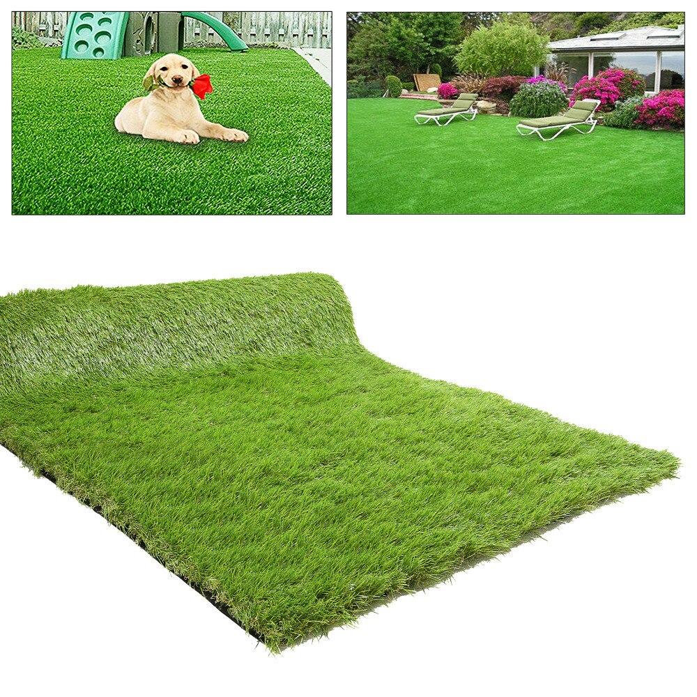 7.5*3 Ft Synthetic Artificial Grass Turf Astro Lawn Garden ...