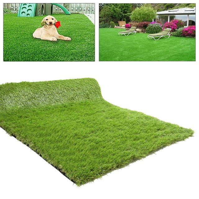 Astro Turf Garden >> 7 5 3 Ft Synthetic Artificial Grass Turf Astro Lawn Garden Landscape