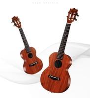 Enya X1 23 26 inch Ukulele Hawaii Guitar Concert Tenor Koa With Classical Head With Bag Tuner Belt