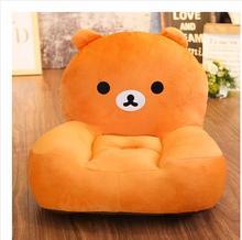 Mini divano sedia per bambini per bambini cuscino sacchetto di fagioli poltrona mobili per bambini 40*55*45 cm piccolo morbido divano con filler