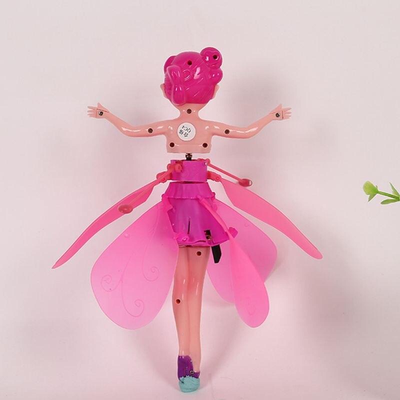 Bonecas angel bonecas para as meninas Size : 7cm*6cm*21cm