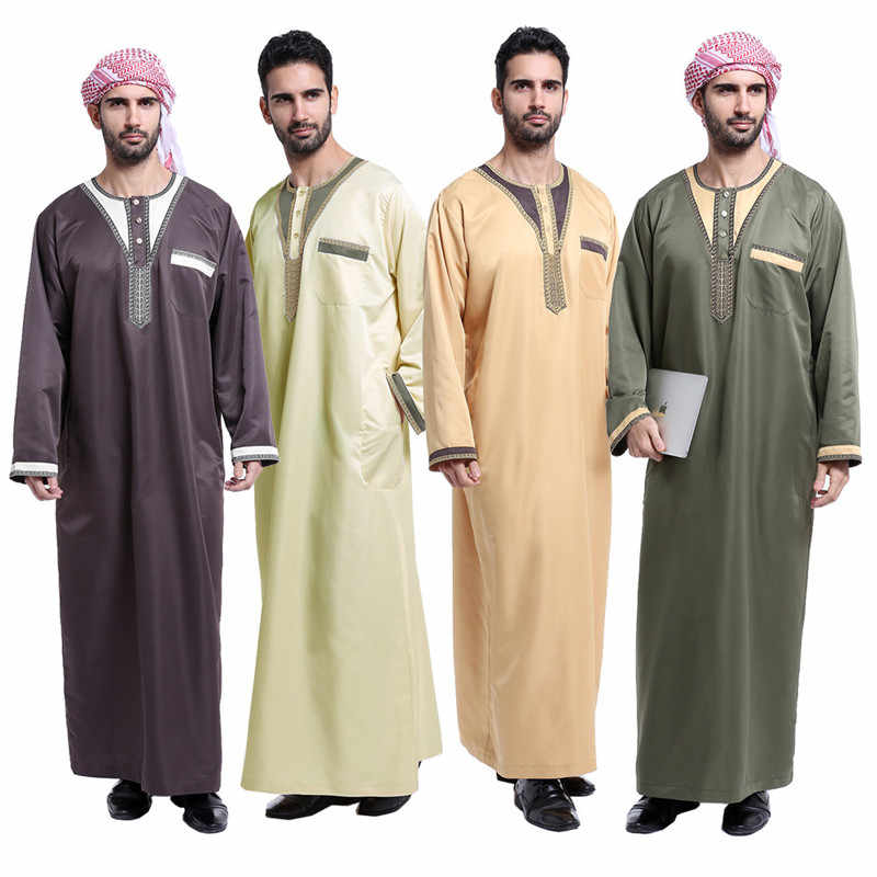 eaed0e3f1edf6 Detail Feedback Questions about Yifsion 2018 Fashion Muslim Adult ...
