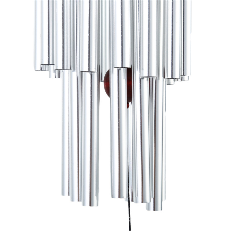 Antik Amazing Grace 27 Rör Windchime Chapel Wind Bells Wind Chimes - Heminredning - Foto 5