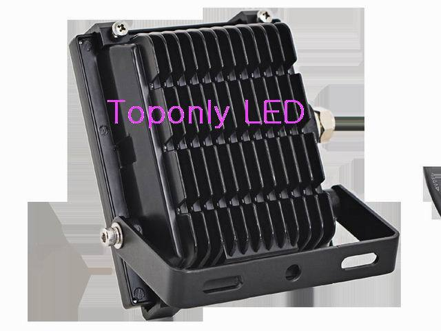 2017 New Epistar 10w Led Floodlights led spot lamps With Finned Housing/ Respirator/ Connector Lug Fashion Design CE&ROHS