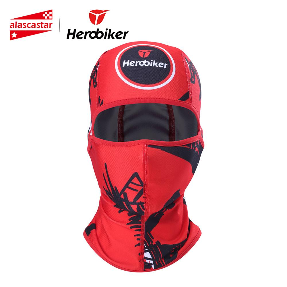 HEROBIKER Motorcycle Mask Motorcycle…