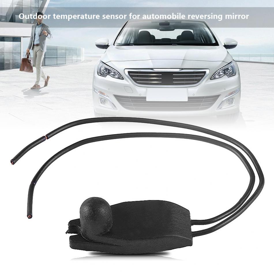 Auto Buiten Outdoor Transit Air Temperatuursensor Auto Sensor Buiten Ambient Voor Peugeot 206 207 208 306 307 407 Auto-styling
