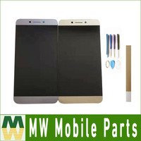 Para BQ Móvel BQ 5516L Twin BQ5516L BQ5516 BQ 5516L LCD Screen Display + Touch Screen Digitador Assembléia Preto Branco Ouro Rosa|LCDs de celular|Telefonia e Comunicação -