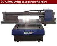No Tax To Russia LY A11 6090 UV Printer UV Flatbed Printer Max Print Size 600x900mm