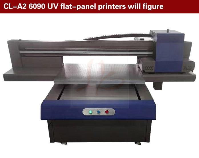 No tax to Russia LY A11 6090 UV printer UV flatbed Printer max print size 600x900mm 8 colors nozzle Max resolution 1440 DPI 220V