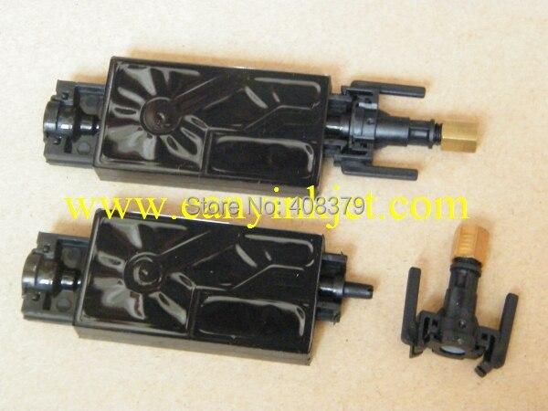 DX5 printer damper DX5 UV damper with UV connector for Ep dx5 uv ink printer