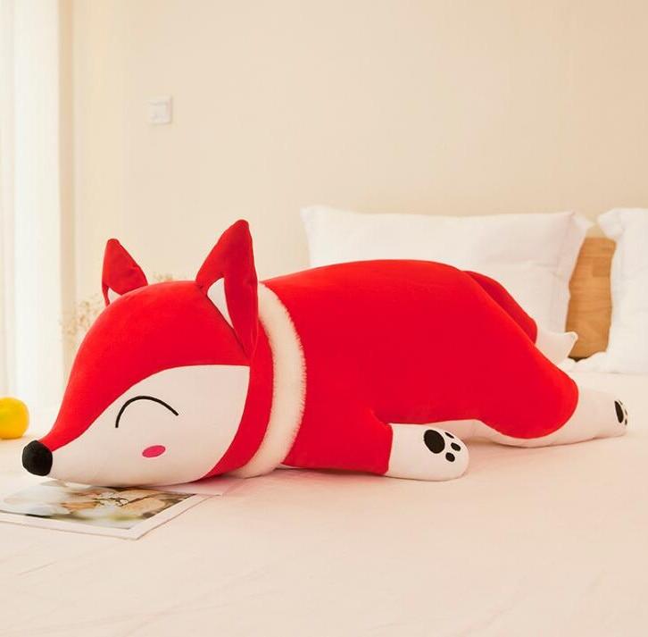 35 Kawaii Dolls Stuffed Animals & Plush Toys for Girls Children Boys Toys Plush Pillow Fox Stuffed Animals Soft Toy Doll