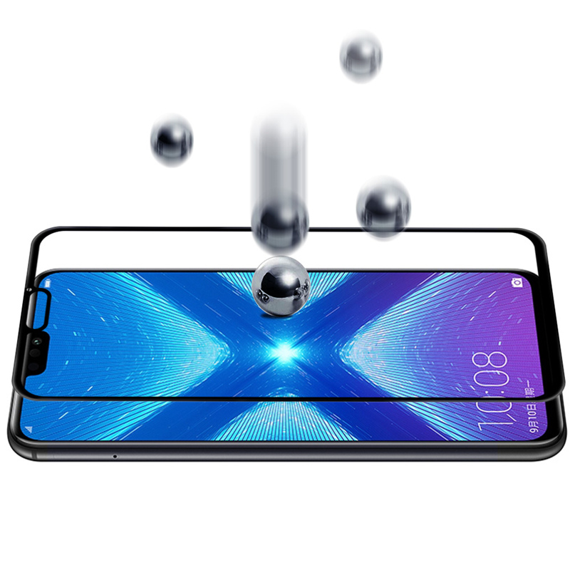 Full-cover-Tempered-Glass-For-Huawei-Honor-8X-smartphone-6-5-inch-Screen-64-128-GB
