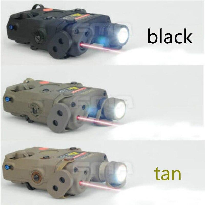 DéSintéRessé Top Qualité Bk/de Version De Mise à Niveau Fma Peq-15 Led Lumière Blanche + Laser Rouge Avec Lentille Ir