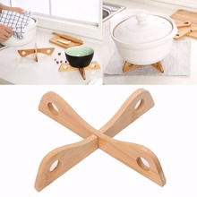 Get more info on the 1Pc Bamboo Heat Resistant Pan Mat Removable Pot Holder Kitchen Cooking Tool