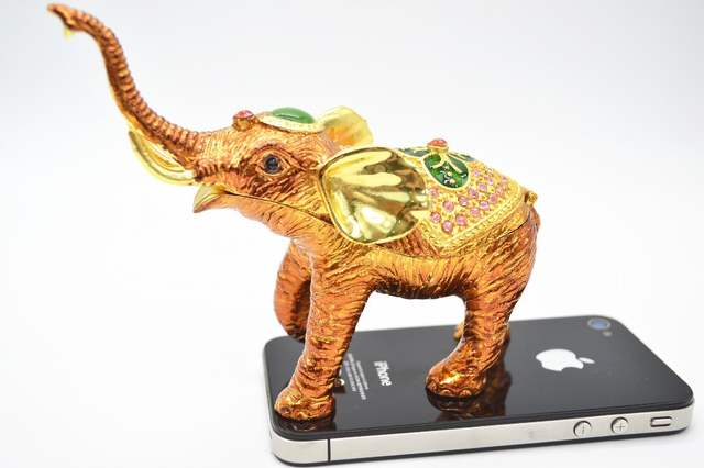 US $17 0 |Indian Traditional Gift Items Elephant Alloy Trinket Case  Wholesale-in Figurines & Miniatures from Home & Garden on Aliexpress com |  Alibaba
