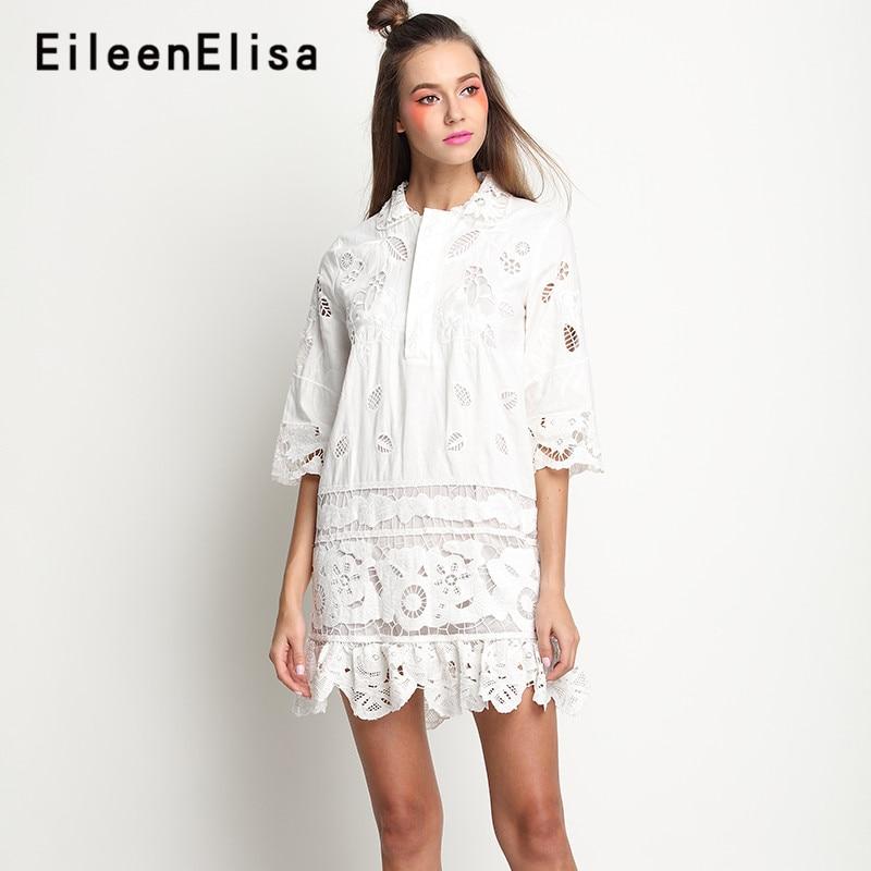 cou Creux Blanc No 1 Femmes Robes Irrégulière Robe Mince D'o Mini 2018 Sexy qwA8Ex