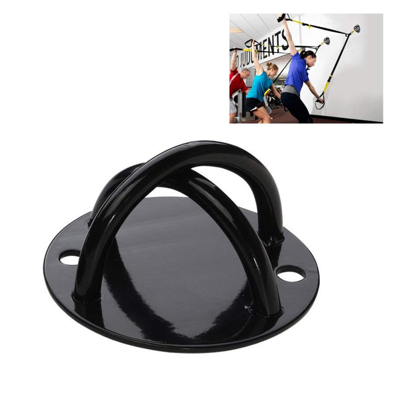 The Best Fitness Resistance Groups Hammock Anchorage Anchor For Yoga Swing Lifting Weights Boxing Ceiling Mount Anchor Fitness Equipments