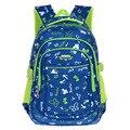 Multi-Function Large Capacity School Bags Girls Boys Waterproof Cartoon Butterfly Backpacks Schoolbag Mochila  Q5