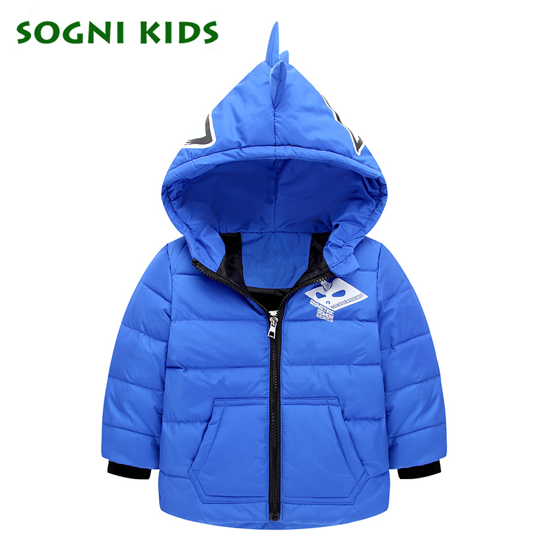 2017 Fashion Boys Clothes Winter Cartoon Down Jackets Coats Hooded Warm Baby Thicken Duck Down Kids Outerwear Girls Coats baby snowsuits hooded jumpsuit white duck down jackets for boys girls winter snow coats kids clothes infantil thicken rompers
