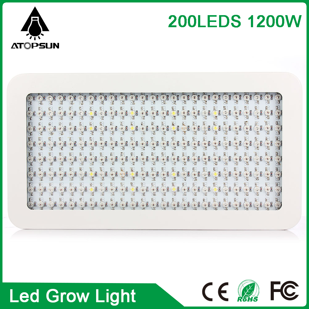 1200W Full Spectrum Led Grow Light Panel For Medical Flower Plants Vegetable and Flowering Stage Greehouse Hydroponic Lighting