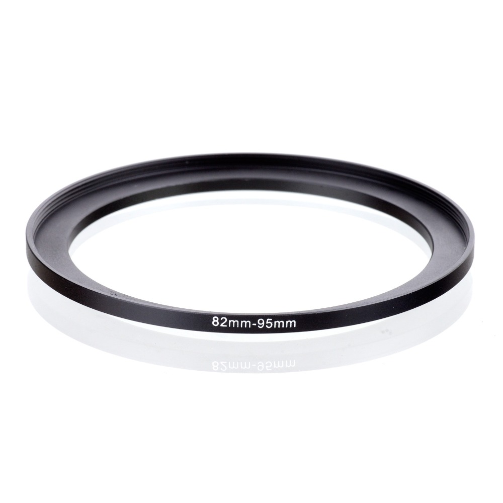 Original RISE(UK) 82mm-95mm 82-95mm 82 To 95 Step Up Ring Filter Adapter Black