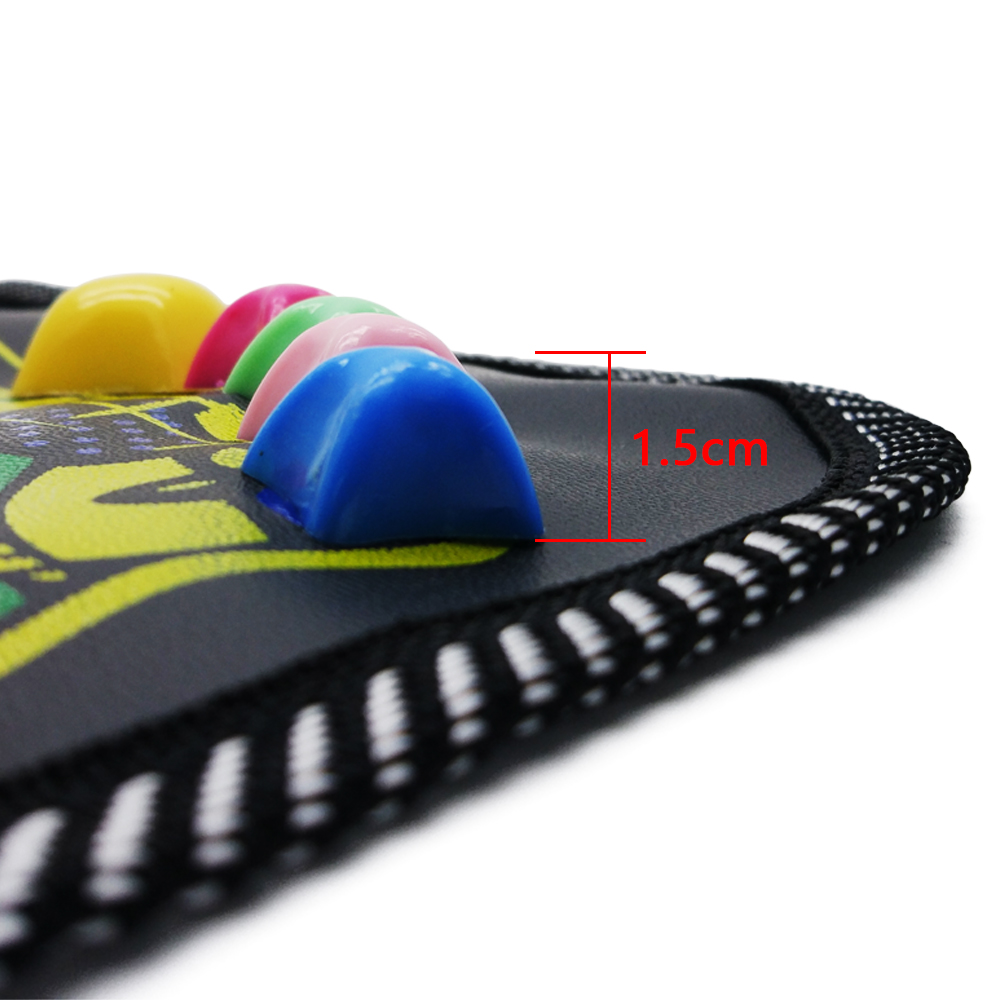 Reflexology Acupressure Mat Foot Therapy Treatment For Pain