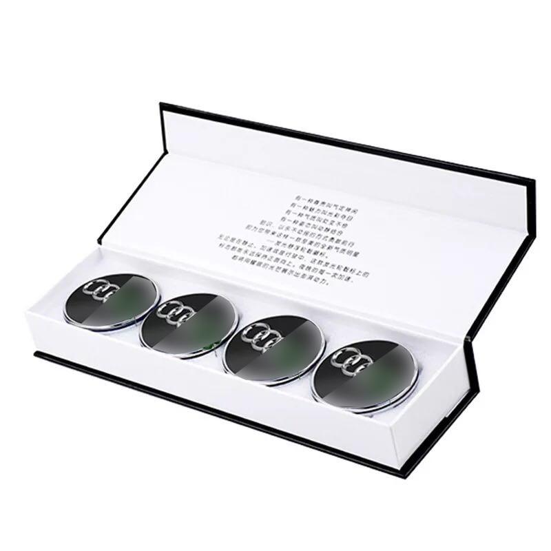 Image 5 - Подсветка втулки 4X Автомобильные Колесные колпаки плавающие светодиоды для освещения светящиеся кепки Авто Стайлинг для авто аксессуары-in Декоративная лампа from Автомобили и мотоциклы