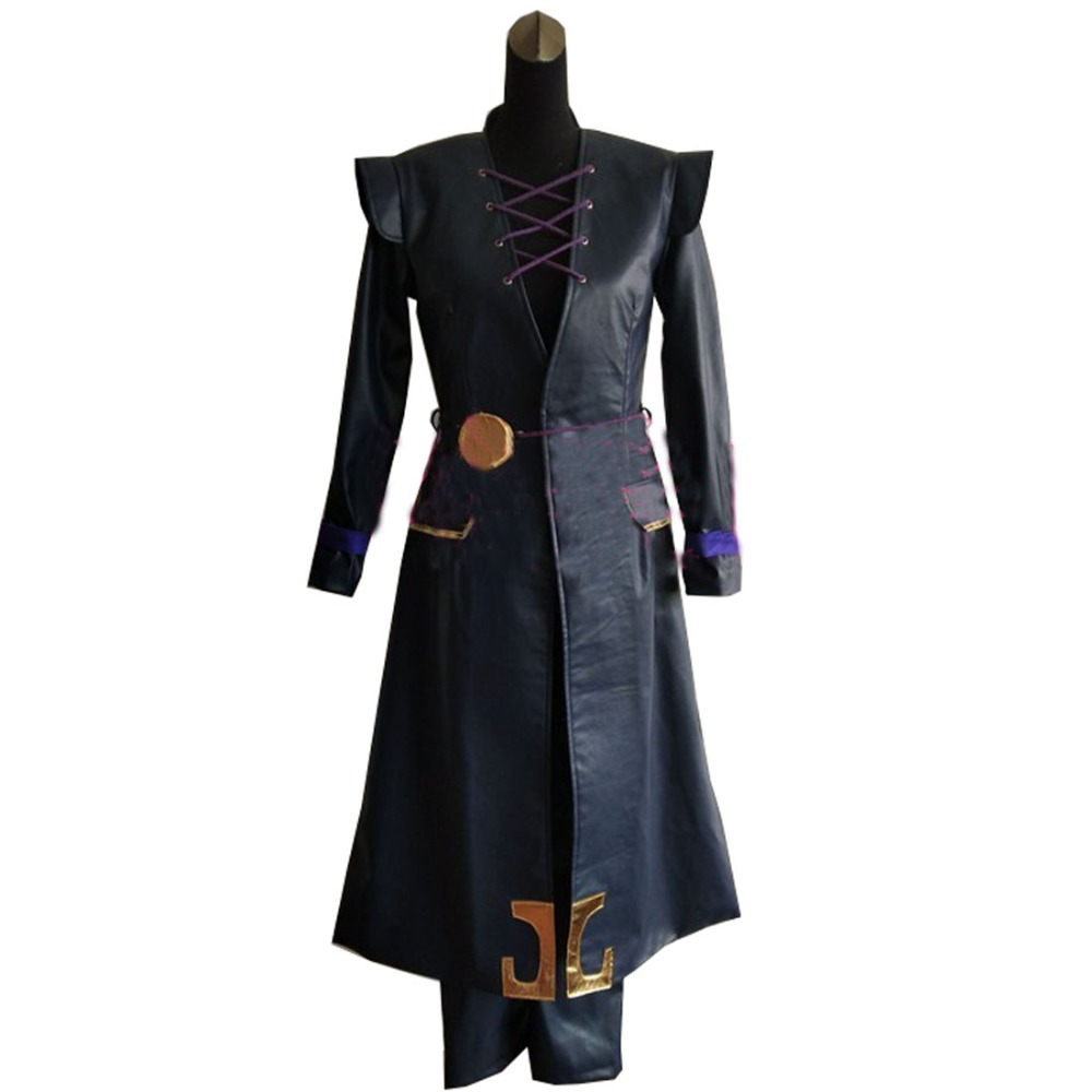 2018 Leone Abbacchio Cosplay Costume JoJo's Bizarre Adventure MOODY BLUES leone abbacchio Cosplay Costume Any Size