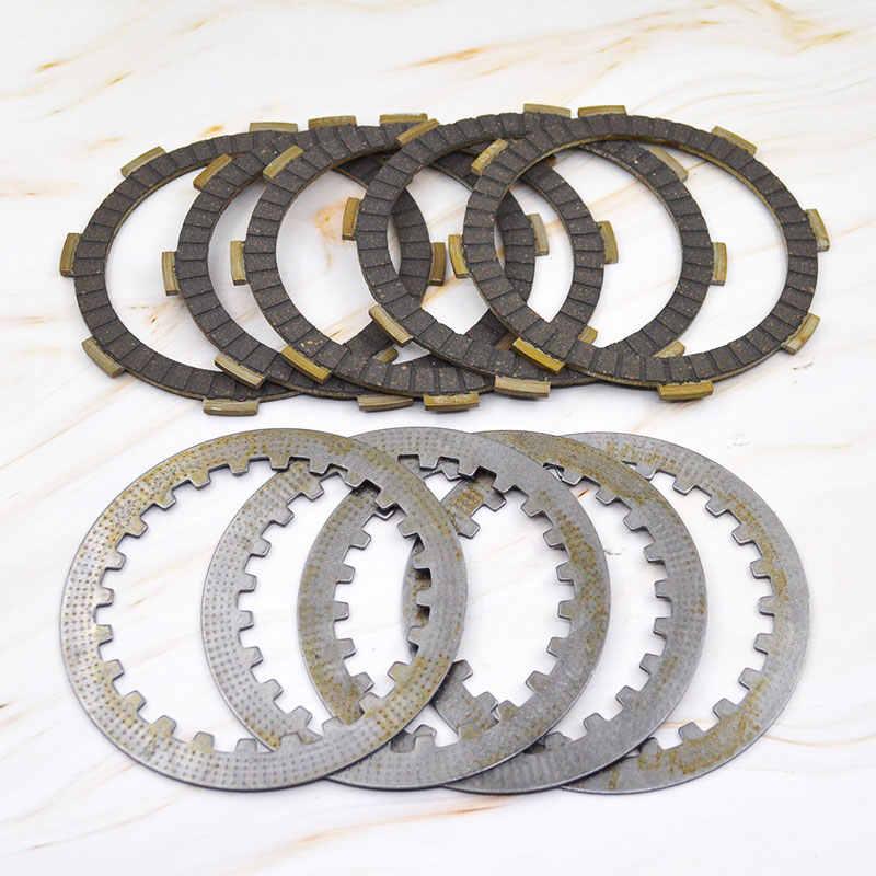 Plaques d'embrayage et disques de Friction pour HONDA CBF 125 M CBF125 XR 125 L XR125L XR125, haute qualité