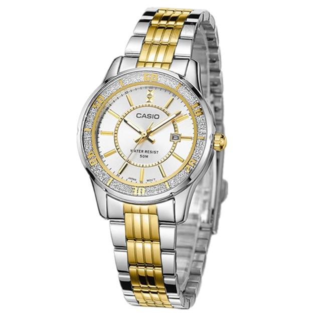 31a53785be0 CASIO classic Watch 2017 Arrival Classic Luxury Fashion Women Quartz  Wristwatch Relogio Feminino 100% original