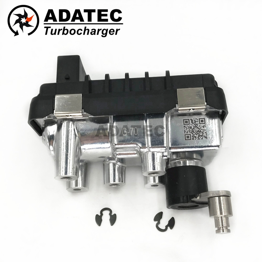 GTB2260VZK 799671 819968 Turbo Electronic Actuator G-70 G70 Turbine 767649 6NW009550 For Audi A4 (8K2, B8) 3.0L TDI Quattro Ab