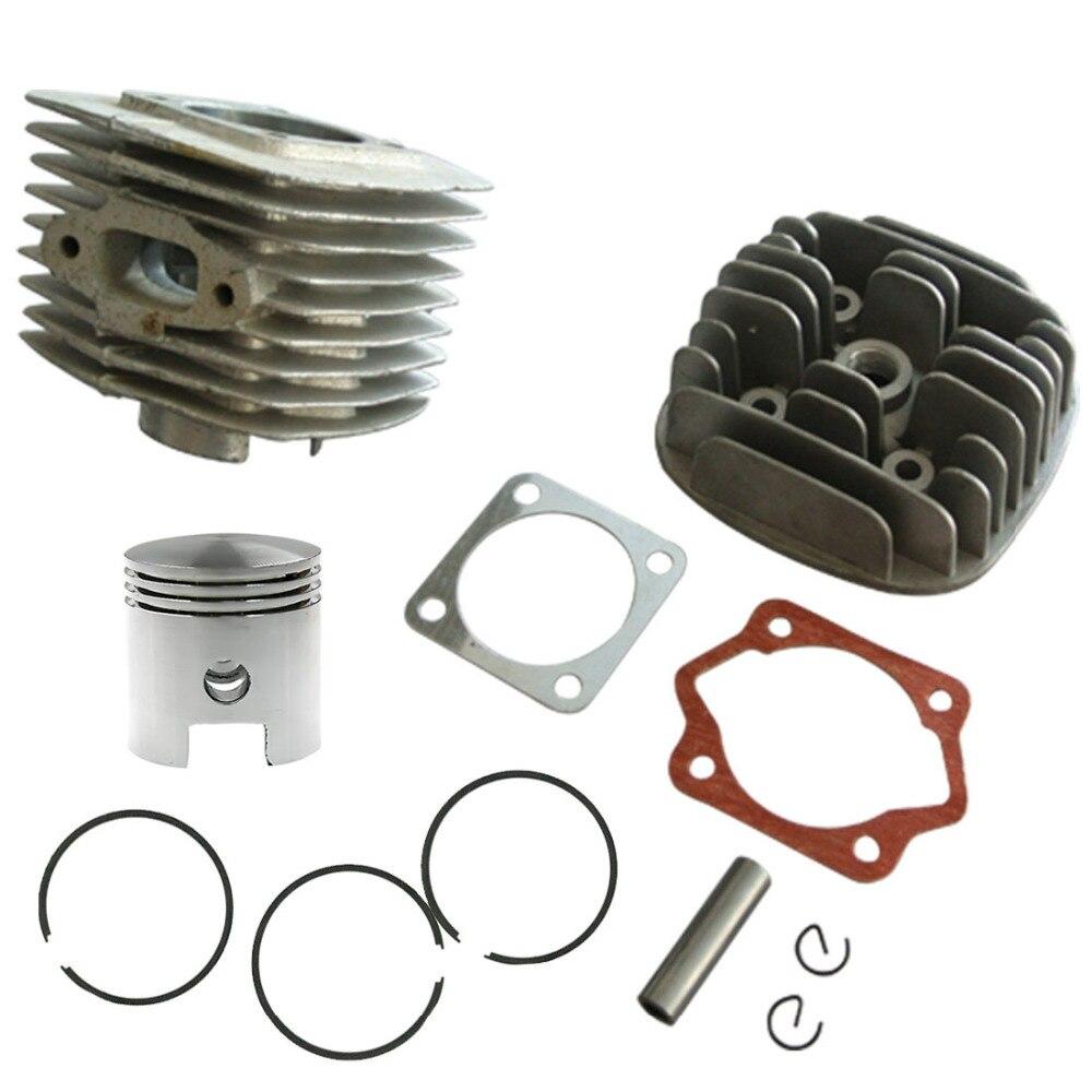 Kit de Piston de cylindre de 45mm pour le vélo motorisé de moteur de moteur de 2 temps de 60cc