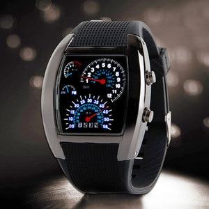 LED Digital Watch Instrument P